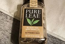 #PureLeafHomeBrew / All things tea related.  I received tea courtesy of Pure Leaf & Influenster for sampling purposes.