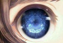 Character : eyes