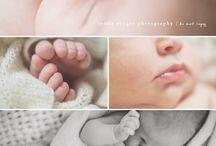 Neugeborenen Baby-fotos