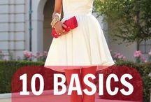 Basics de la mode