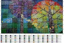 pixeldekens