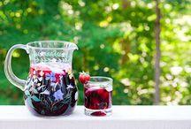 Recipes - Drinks / by Ranj Bains