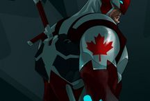 COMICS ● CAPTAIN CANUCK