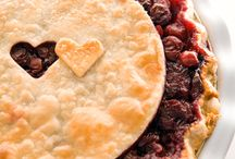 Pies / Pies. Tarts and pastries