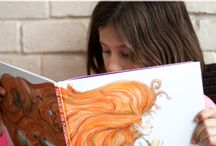 Picture Books / Even adults love the magic of a good picture book!