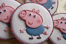 festa Peppa Pig