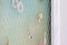 DIY displays for jewellery