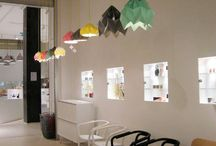 Snowpuppe / Dutch design studio creating beautiful paper lamps and represented in Australia by Paper Empire Australia