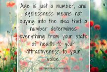 Ageless Goddess / Every woman is an Ageless Goddess! Check out Dr. Christiane Northrup's new book, Goddesses Never Age: www.goddessesneverage.com.  / by Hay House