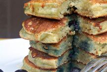 Food: Paleo cookies, bread and muffins