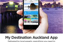 New Zealand Mobile Apps / Mobile #travel #apps dedicated to #NewZealand