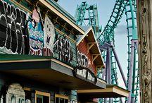Abandoned Amusement Parks / by Lori McCahill