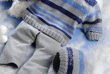 Kötött kisfiú ruhák