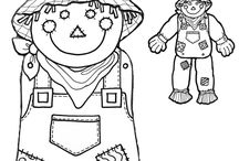Margaret Colouring Pages