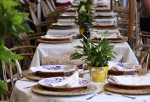 Pretty Tablescapes / by Kristen Steele McCall {Graciously Authentic Media}
