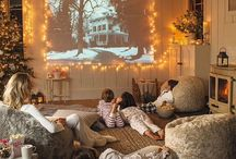 Cozy Christmas Indoors / Ideas for a relaxing, cozy Christmas indoors with family and friends!