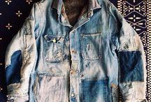 Workwear, denim and the like