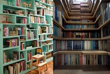 Biblioteki domowe i inne graty ☺