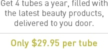 Beauty Boxes / get em in the mail