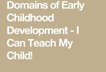 Early childhood domain