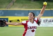 Softball in Canada