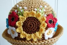 Crochet Hats / by Cheryl Riker