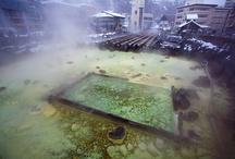 Onsen, Hot Springs