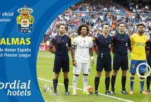 Sponsorship of la #UniónDeportivaLasPalmas