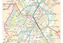 Metro maps