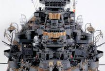 プラモデル 艦船