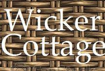 Wicker cottage