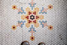 Floor ceramic