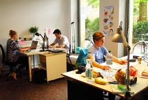 Coworking spaces - Europe / Photos from coworking spaces in Europe / by Coworking Croatia
