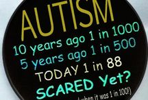 Autism Awareness  / by Jamee Lemmler