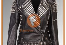 Britney Spears Till The World Ends Studded Jacket