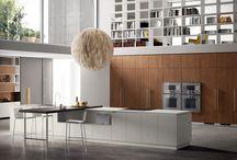 Cucine LiberaMente - Design by Vuesse / Stile poliedrico