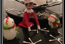 Christmas / by Jenny Stafford