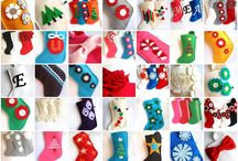 Christmas Stockings / by Sherron Heidlage