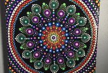 Dot Mandalas
