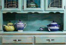 шкаф посудный
