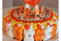 pasteles para hallowen