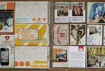 Scrapbooking / by Sharon Smith