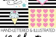 Cartões/ Envelopes