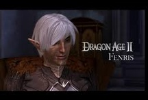 Dragon Age 2 + Obsessed Much / It's mostly my obsession with Fenris with a few others thrown into the mix.