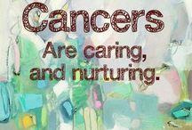 Cancer horoscope  / by Cyndi Boaz