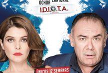 IDIOTA: La nueva obra de teatro