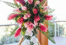 Flowers for wedding Intercontinal Fiji