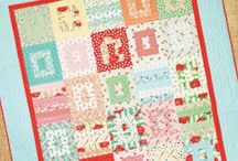 "Quick and Easy Quilt Designs / Looking for a ""bam, you're done"" quilt pattern? Look no further 'cause here they are."