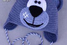 gorros y sombreros para niños