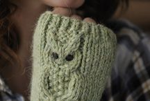 Knit-Hands / by Sascha